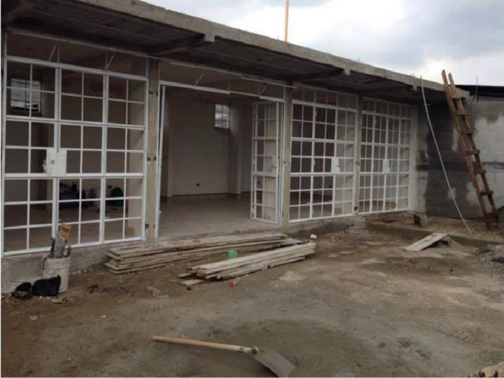 Believe Guatemala Restoration Center early phase
