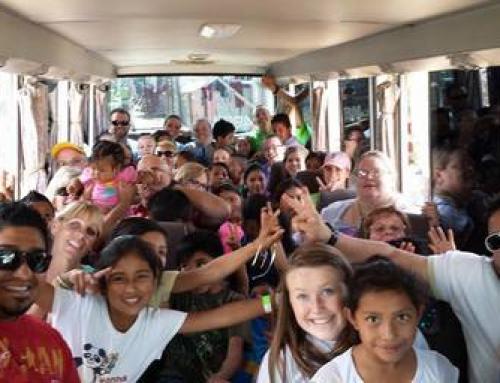 Mission Trip Testimony
