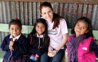 Adorable guatemalan children